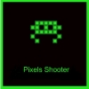 Pixels shooters A Free Action Game