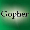 Gopher A Free Action Game