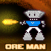 ORE MAN A Free Action Game