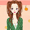 Deborah girl Dress up A Free Customize Game