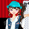 Cindy girl Dress up Game.