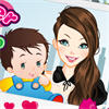 Baby Sitter Dress Up A Free Dress-Up Game