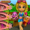 DOLI- Dressup Mina A Free Dress-Up Game