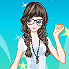 Sandy girl Dress up A Free Customize Game