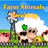 Farm Animals Breaking A Free Puzzles Game