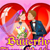 Butterfly Theme Wedding A Free Dress-Up Game