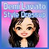 Demi Lavato Style Dressup