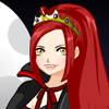 Cute Gothic Vampire Girl A Free Dress-Up Game