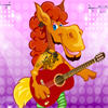 Rock Star Horse A Free Dress-Up Game