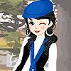 Telma girl Dress up Game.