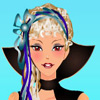 Witch or Fairy dress up game, Allhotgame.com
