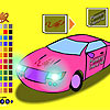 Cool Car Coloring - Painting Game.