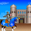 Can you beat your opponents in the Medieval Jousting Tournament?