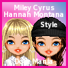Miley Cyrus / Hannah Montana Style Dressup