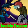 Zombie Trapper A Free Shooting Game