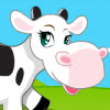farm cow dressup A Free Dress-Up Game