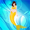 Ocean Mermaid A Free Customize Game