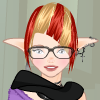 Create your urban elf and dress her up with awesome clothes