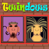 Twindows is a fun face memory game in which you need to open windows and find pairs of twins