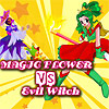 Magic Flower VS Evil Witch A Free Action Game