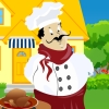 Chicken with BBQ sauce A Free Customize Game