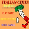 ITALIAN CITIES BREAKOUT A Free Puzzles Game