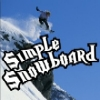 Simple Snowboard