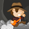 Indiana Jones cave run A Free Action Game