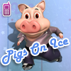 Pigs On Ice A Free Action Game
