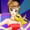Gorgeous Violinist Dress Up A Free Customize Game