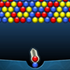 Shoot balls  to clear them by forming groups of 3 or more of the same color. Any different colored balls that are hanging on to what you cleared will also fall. Sometimes you may need to shoot the balls against the wall so that they bounce off and hit your target. The game will end if you cannot clear all of the balls before they reach the bottom of the screen.