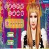 Avril Lavigne Makeup A Free Dress-Up Game