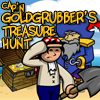 Search for treasure on a desert island and horde Cap`n GoldGrubber`s swag for him so he can retire.