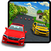 Drive fastest as you can, beat qualify time to upgrade your car, beat competition from internet and become world wide champion.