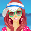 Summer Beach Girl A Free Dress-Up Game