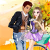 Romantic Date Couple A Free Dress-Up Game