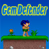 Gem Defender A Free Action Game