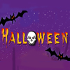 The player should move the Halloween face right and left using the mouse pointer and right click to shoot the face on the skeleton and move to the next levels. Game ends when you complete all the levels.