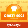Crazy Eggs A Free Action Game