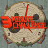 3 Minute Challenge* A Free Action Game