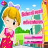 School road adventures A Free Education Game