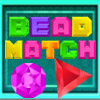 Bead Match is flash puzzle game. Make a horizontal or vertical chain of three or more same colored gems