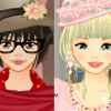 Second hand shopping with BFF A Free Dress-Up Game