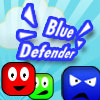 Blue Defender A Free Puzzles Game