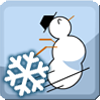 Snowflakes Frenzy A Free Action Game