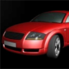 3D Audi A Free Driving Game