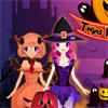 Twins Halloween Dress Up A Free Dress-Up Game