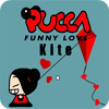 Pucca Funny Love Kite A Free Action Game