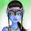 To participate to the First World Avatar`s Contest, make her up and do her hair. Help her to be the most popular girl in Avatar World !