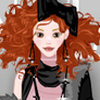 Pretty Cover Girl dress up game